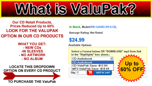 ValuPak Sales