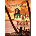 STORIES FROM THE JUNGLE BOOK AND MORE by Rudyard Kipling, Read by Laurie Klein