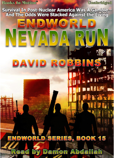 NEVADA RUN by David Robbins
